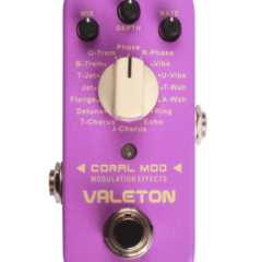 Valeton – Coral Mod (Modulation Effects)