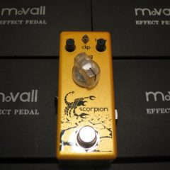 Movall Audio – Scorpion Distortion Pedal