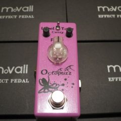 Movall Audio – OctoPuzz Octave Fuzz Pedal