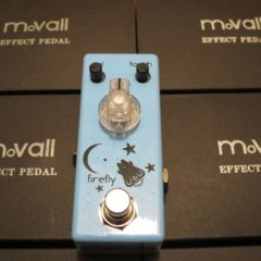 Movall Audio – FireFly Overdrive Pedal
