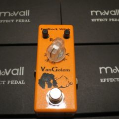 Movall Audio – VAN GOLEM Phaser Pedal