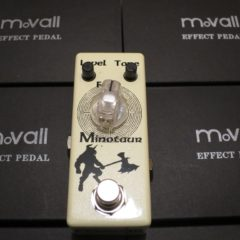 Movall Audio – Minotaur Overdrive Pedal