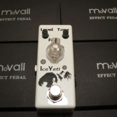 Movall Audio – Ice Yeti Distortion Pedal