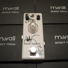 Movall Audio – Black Widow Distortion Pedal