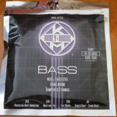 Kerly Music – Kerly Bass Nickel Plated HVY 50-110