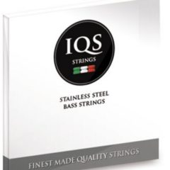 IQS Strings – Stainless Steel Bass Strings