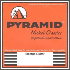 Pyramid-Pure Nickel Classics Round Core Strings
