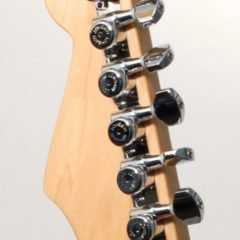 GUITAR TUNER UPGRADE KIT 6 IN LINE GRIP-LOCK CLOSED CHROME