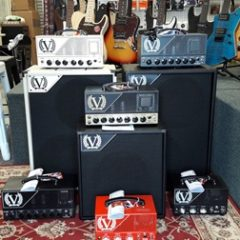 Yeah !!! The Victory Family (Victory Amps) is Finally here.