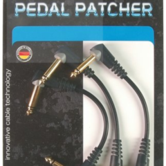 KLOTZ – Patch cable with angled jack 15cm