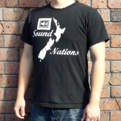 Sound Nations – T Shirts (Short Sleeve)