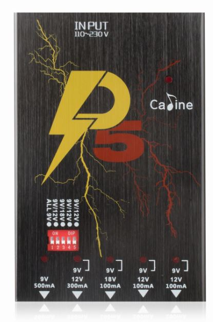 Caline ~ P5 ISOLATED Power Supply