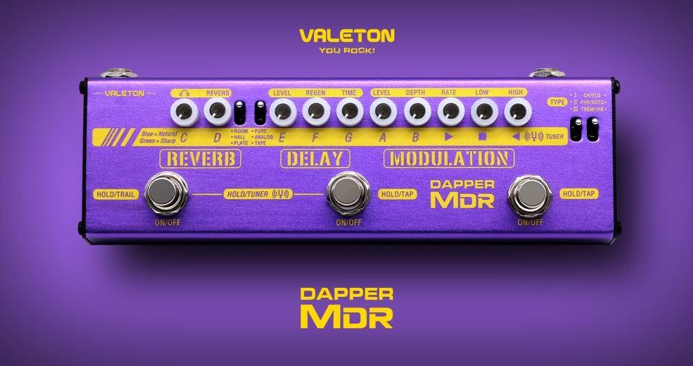 Valeton - Dapper MDR